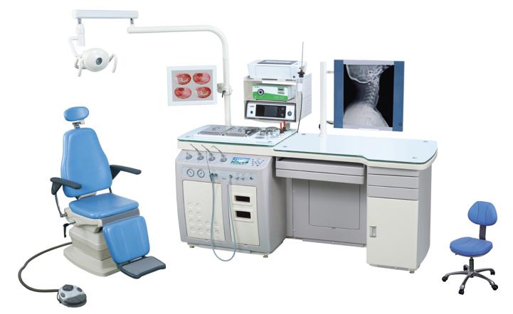 Medical equipment ENT treatment Workstation unit price manufacturer diagnostic table ent