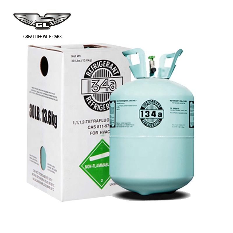 GL 340g cool gas r134a refrigerant 99.999% purity