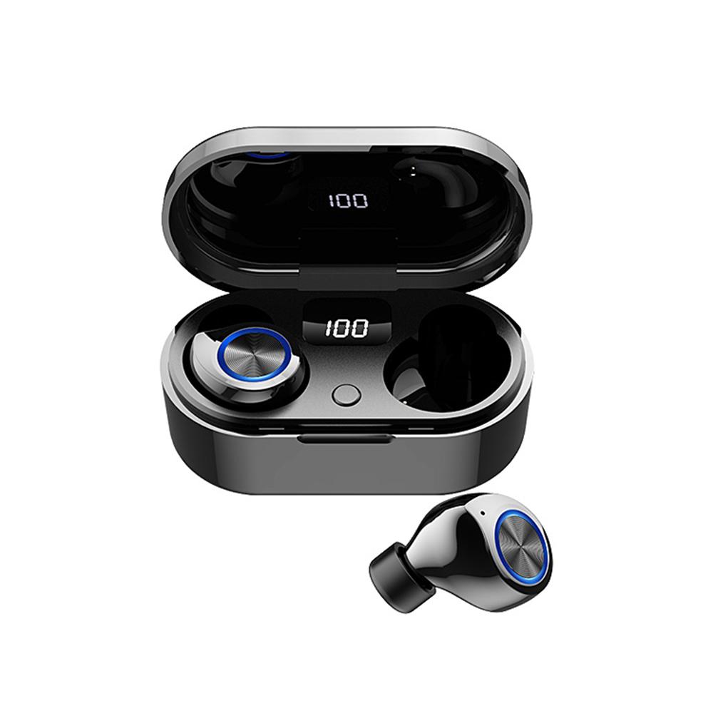 2020 New Arrivals Tw80 Gaming Earphones Digital Display Wireless Tws True Earbuds Bluetooth Earphone Stereo Headphones - idealBuds Earphone | idealBuds.net