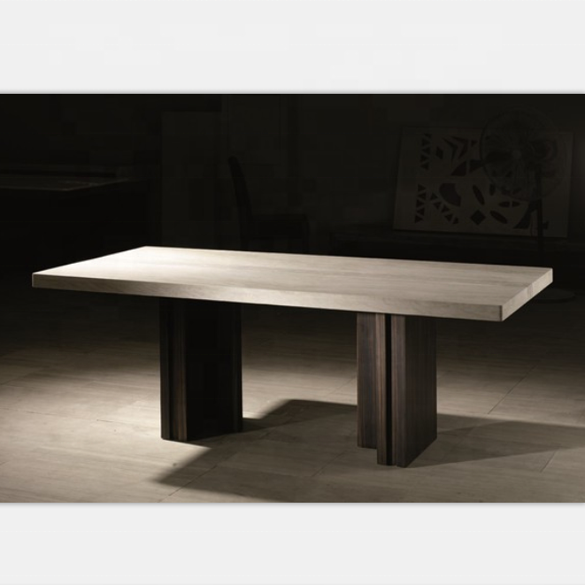 Dining Room Natural Stone Travertine Marble Top Wood Base Dining Table Rectangular Dining Table Buy Marble Top Dining Table Rectangular Dinig Table Travertine Dining Table Product On Alibaba Com