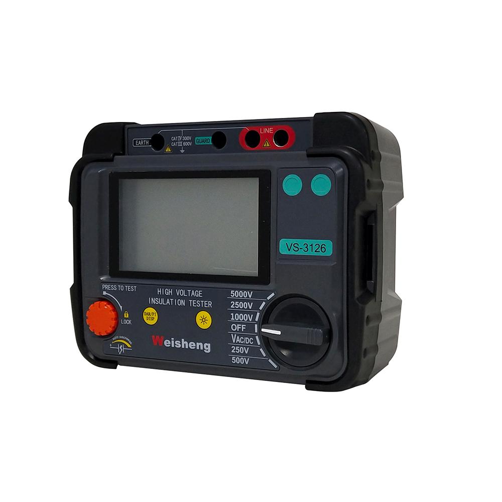 Low Price Digital Megger Meter intelligent insulation resistance tester