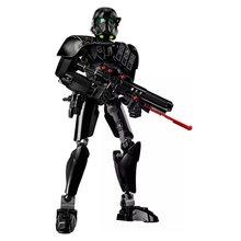 Звездные войны, Боевая модель Droid General grivous со световыми меч, строительные блоки, фигура, игрушки для детей(Китай)