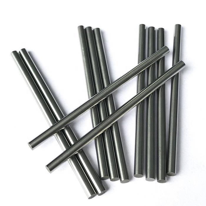 Полированные Твердые стержни из карбида вольфрама диаметром 12 мм