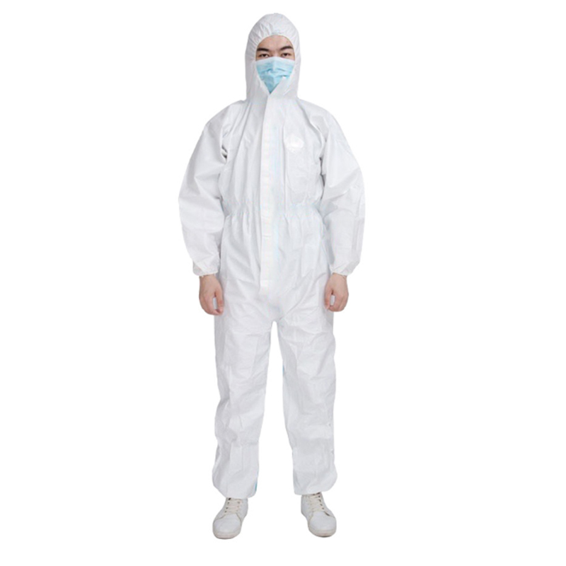 SMS Safety Working Overall Workplace Protection PP Manufacturer of Disposable - KingCare | KingCare.net