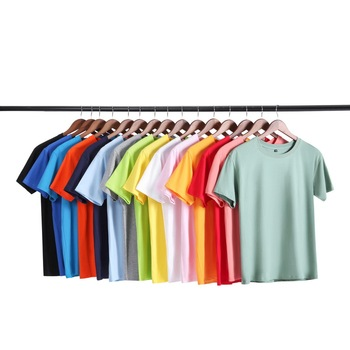 SEDUNO wholesale clothes Custom Cotton Men clothes Blank Solid Short Sleeve T-shirt