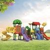 LLDPE parque infantil al aire libre grande
