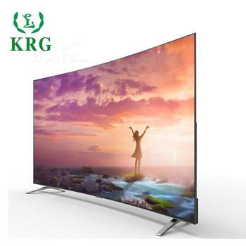 China OEM factory price Android led 32 42 50 55 60 65 75 inch 4k Smart UHD LED TV slim television