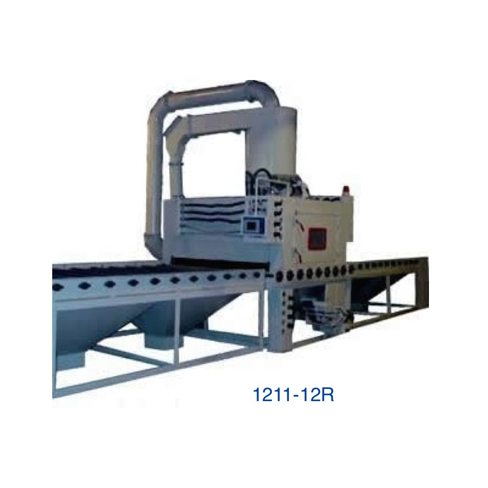 automatic sand blasting machine