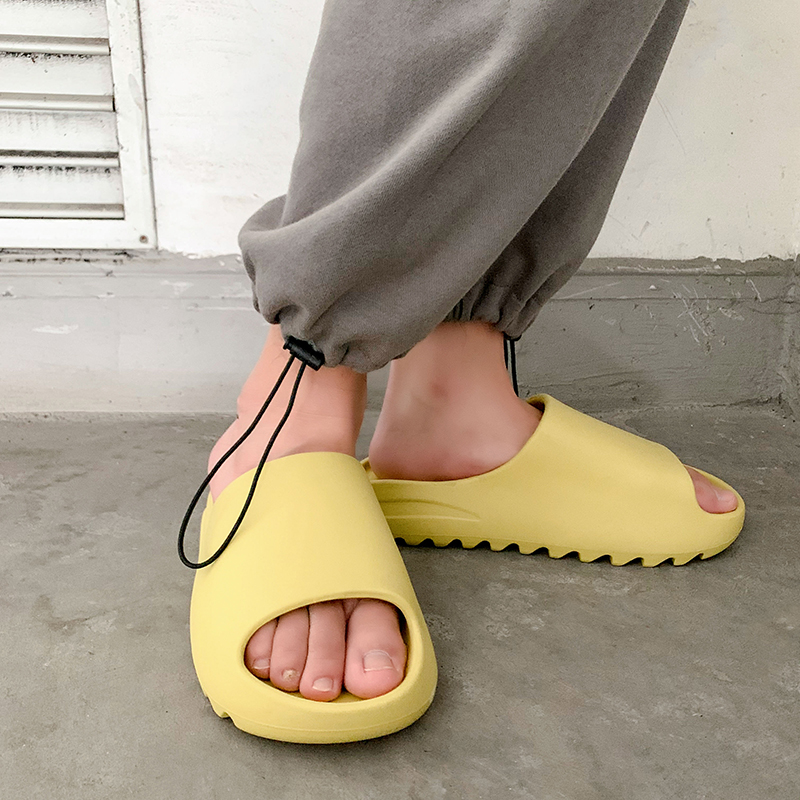 2021 New Style Custom Men Sandal Sides,Fashion Indoor Soft EVA Yezzy Slippers Manufacture From China