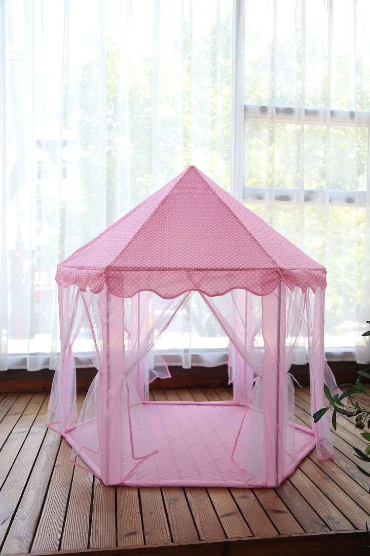Princess Tent High Quality Indoor Outdoor Kids Play Tent House Tent Children Play For Kids
