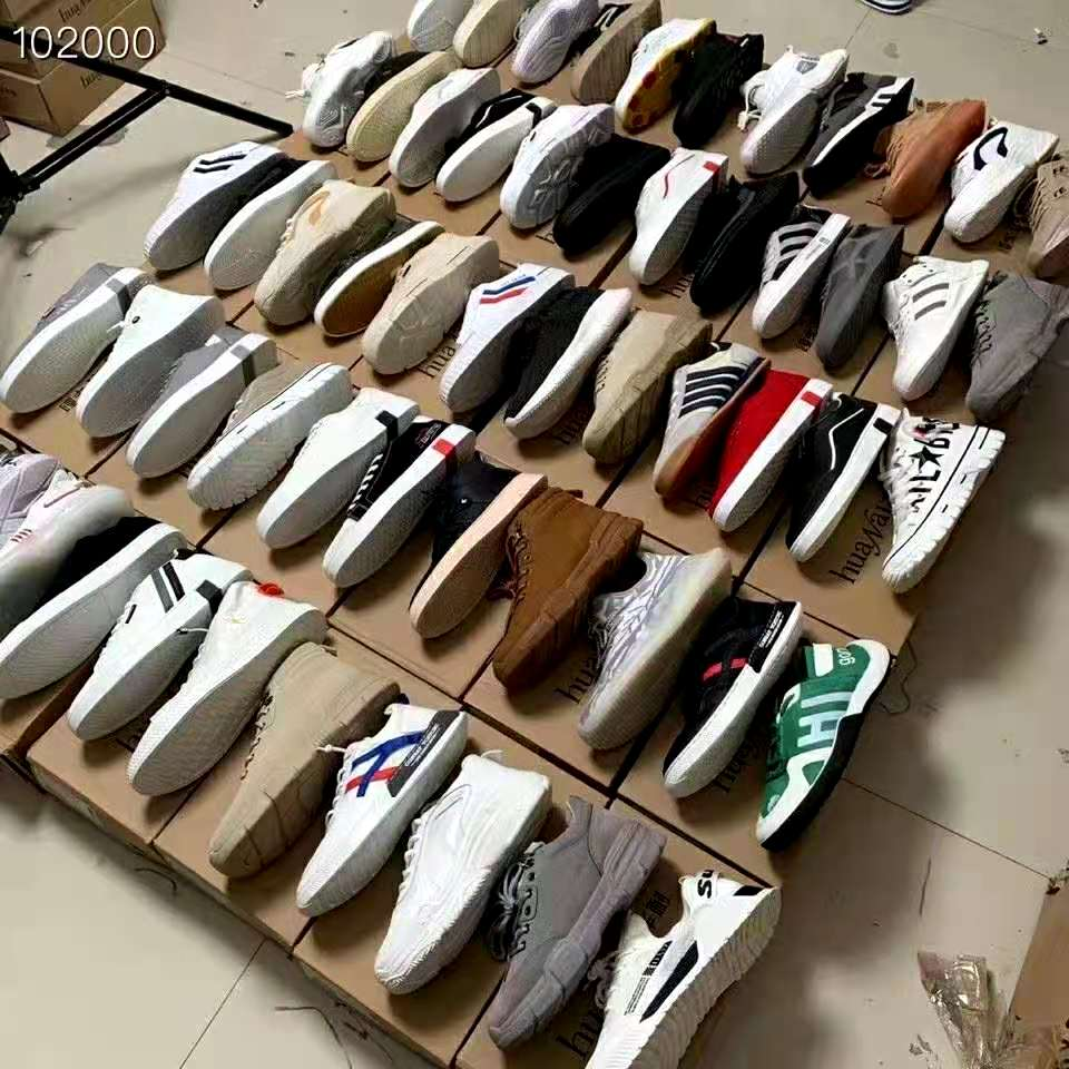 new design shoes wholesale shoes stock daily wear shoes for men casual China factory