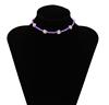 Purple-necklace