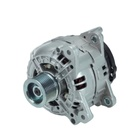 Output Alternator Professional Manufacture Cheap High Output Silvery Aluminium Alloy Car Alternator