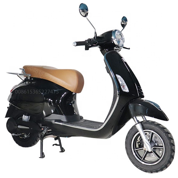 CKD 2020 The Most Fashionable 2 Wheel Electric Scooter Adult Electric Motorcycle Max Customized Motor Acid Power Battery Time Le