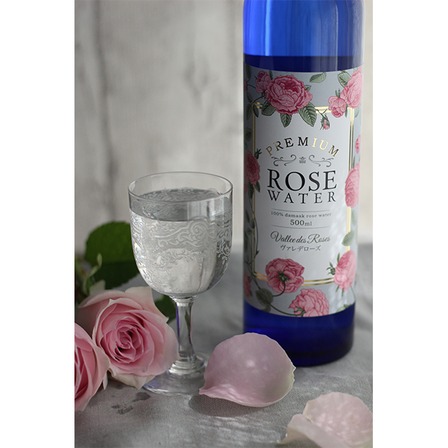 Antioxidant and detoxification effects prices hydrosol pure rose water bulk