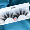 25 mm 3d mink eyelash:LT-08