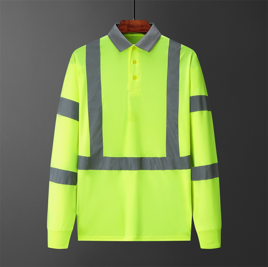 EN20471 certificated safety Polo shirts - KingCare | KingCare.net