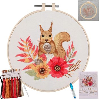 Wholesale New Arrival Diy Punch Needle Cross Stitch Kits Embroidery Patterns Needlework
