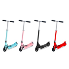 120w 22v2-2.5A 5-inch children electric scooter CEROSH EMC LVD approved safety scooter for kids