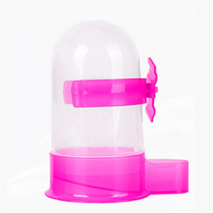 Птица поилка кормушка для кур автоматическое оборудование для производства птицы на открытом воздухе питьевой поставки кормушка для домашних животных бутылка Диспенсер попугай расходные материалы