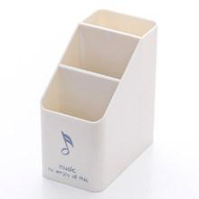 Многофункциональный пластиковый органайзер для макияжа, держатель для карандашей, Настольный ящик для хранения, чехол, косметический держ...(Китай)