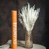 A04-White Pampas bouquet