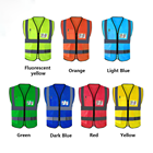 Vest High Vest Lightweight High Quality Safety Reflective Traffic Vest With Cheap Price Traffic Vest Reflective Vest High Quality Construction