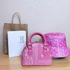 Pink-bag+hat