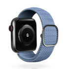 Nylon Fabric Strap for iWatch Band Strap Watch Leather Adapter Price Elastic Bracelet for iWatch Series 6 SE 5 4 3 2 1