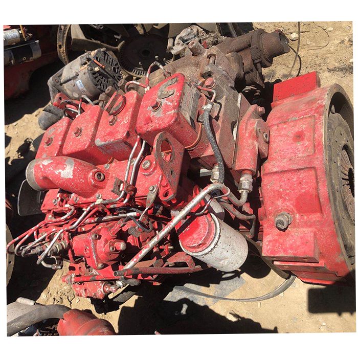 used engine original with good price 4BT B140 33   140 Horsepower  103KW large in stock fit for cummis