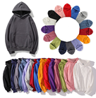 Oversized Hoodies OEM Wholesale Good Quality Custom 100 Cotton Spring Autum Oversize Blank Hoodies