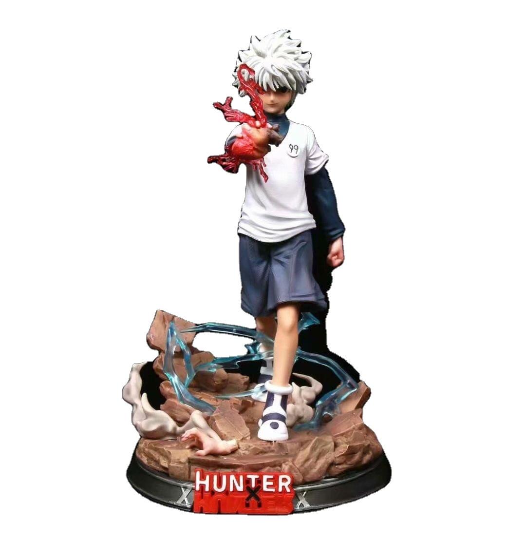 21cm Huntere Und Hunt er Killua Zoldyck Anime Figur Modell ...