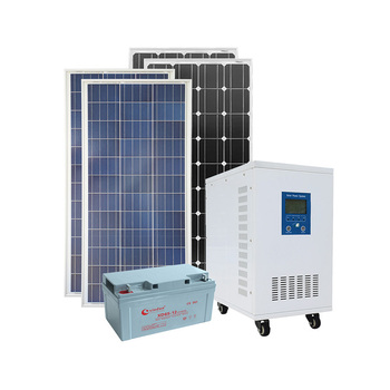 Xindun do it yourself build your own off grid energy solar power system useful life 10 years without battery with user manual