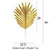 Golden Palm Leaves
