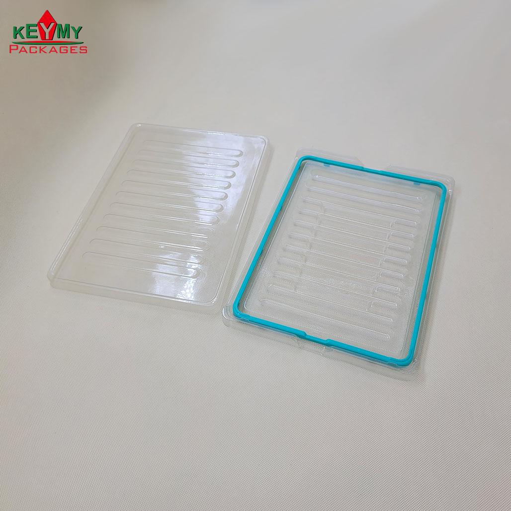 Блистерный лоток с крышкой для защиты экрана ipad, дешевая упаковка для экрана ipad
