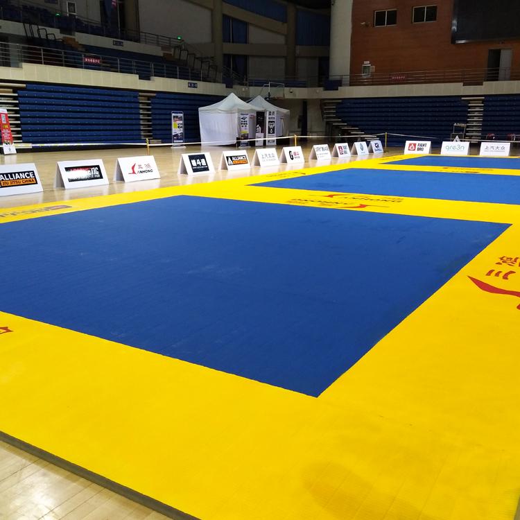 pvc roll floor muay thai mat tatami judo roll mats/ smooth roll out jiu jitsu mats