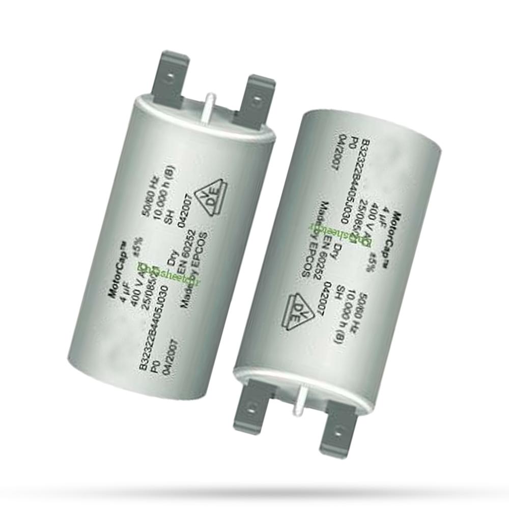 Motor Run AC Film Capacitors B32320 Series 250V 20UF 5% B32320C1206J010 in Stock