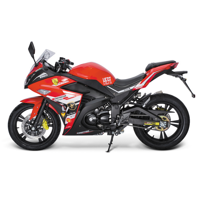 High Speed Cheap R3 Adult Electric Racing Motorcycle E Motorcycles 8000W Sale Chinese factory