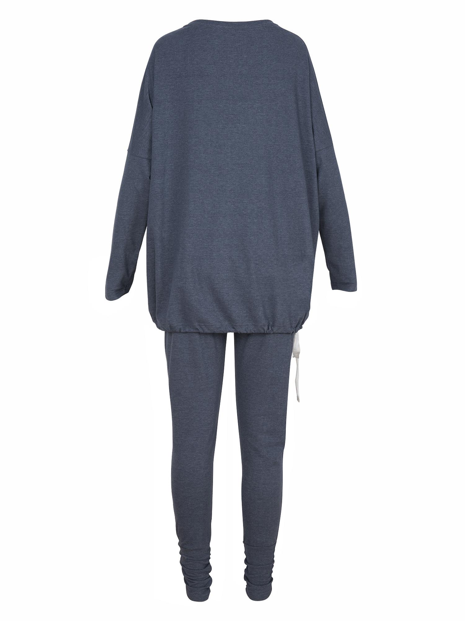 Maternity Pajamas for Hospital Set Long Sleeve Breastfeeding Pregnancy Clothing Sleepwear Nursing Pajamas