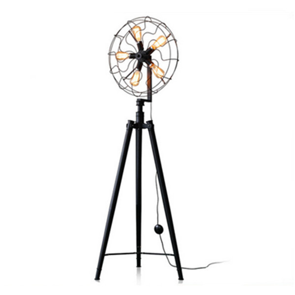 Antique Black Wrought Iron Fan Floor Lamps Buy Black Wrought Iron Floor Lamps Fan Floor Lamp Antique Floor Lamps Product On Alibaba Com