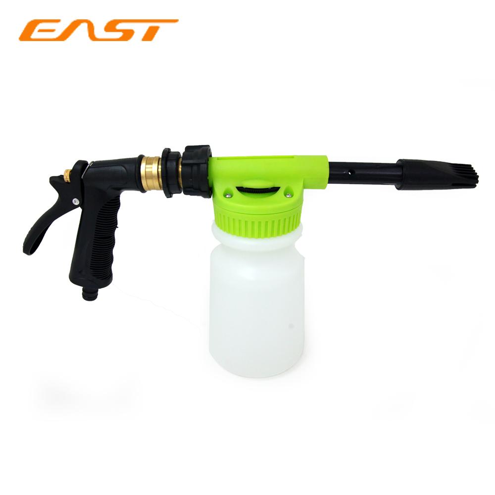 Портативный набор продуктов для ухода за автомобилем EAST 5 шт., набор инструментов для очистки автомобиля