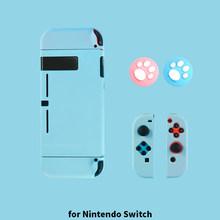 Защитный чехол DATA FROG для Nintendo Switch Lite, жесткий чехол, чехол для консоли Nintendo Switch для Joy Con, цветная задняя крышка(Китай)