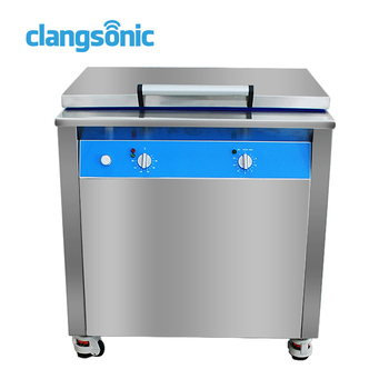china manufacturer Clangsonic High quality 100l ultrasonic cleaner system dpf ultrasonic cleaning machine