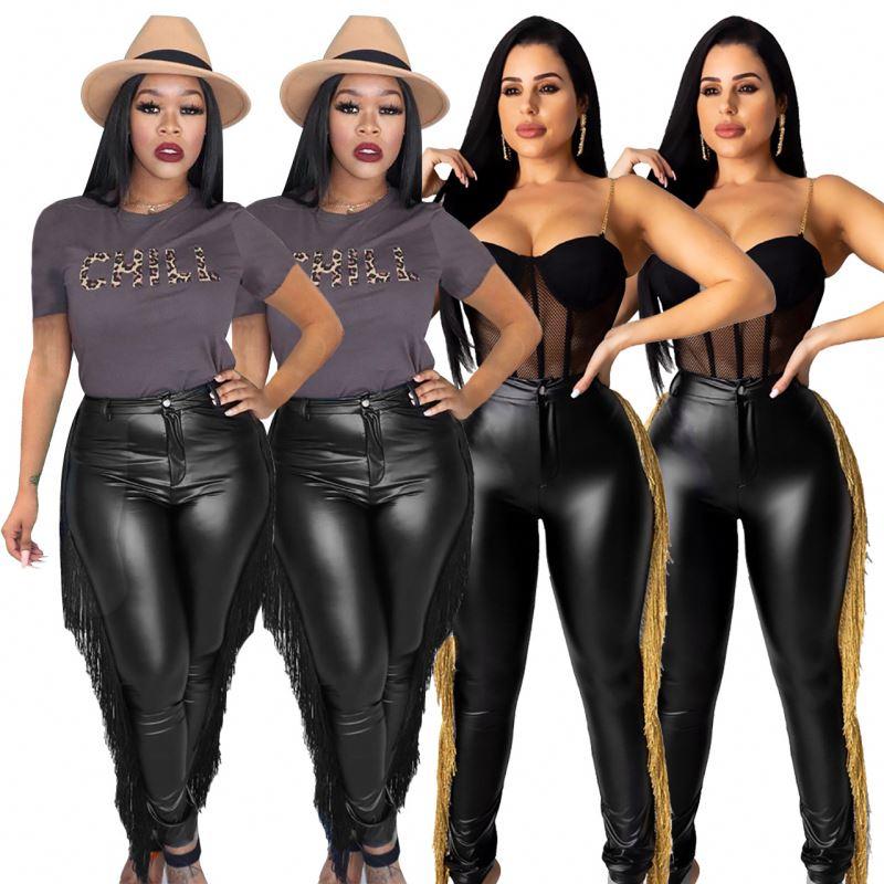 Encuentre El Mejor Fabricante De Pantalones De Latex Para Mujer Y Pantalones De Latex Para Mujer Para El Mercado De Hablantes De Spanish En Alibaba Com