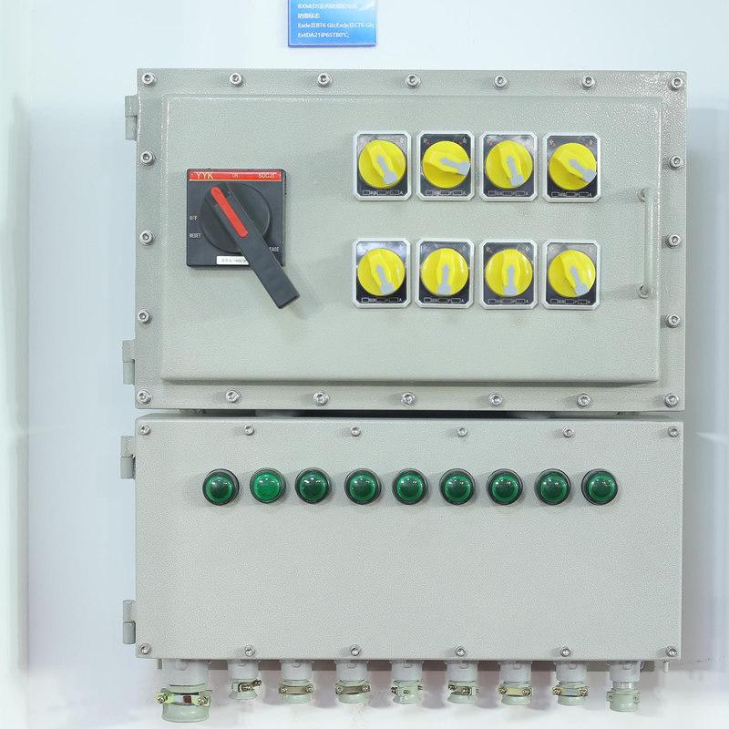 BXMD51 IP54 IP65 IP66 настраиваемые взрывозащищенные распределительные панели электрические коробки