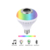 Smart rgb wireless speaker bulb 220v110v 12w led light bulb colour led music bulb