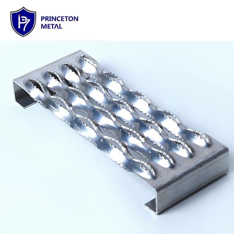 Высококачественная алюминиевая распорка c-образный канал
