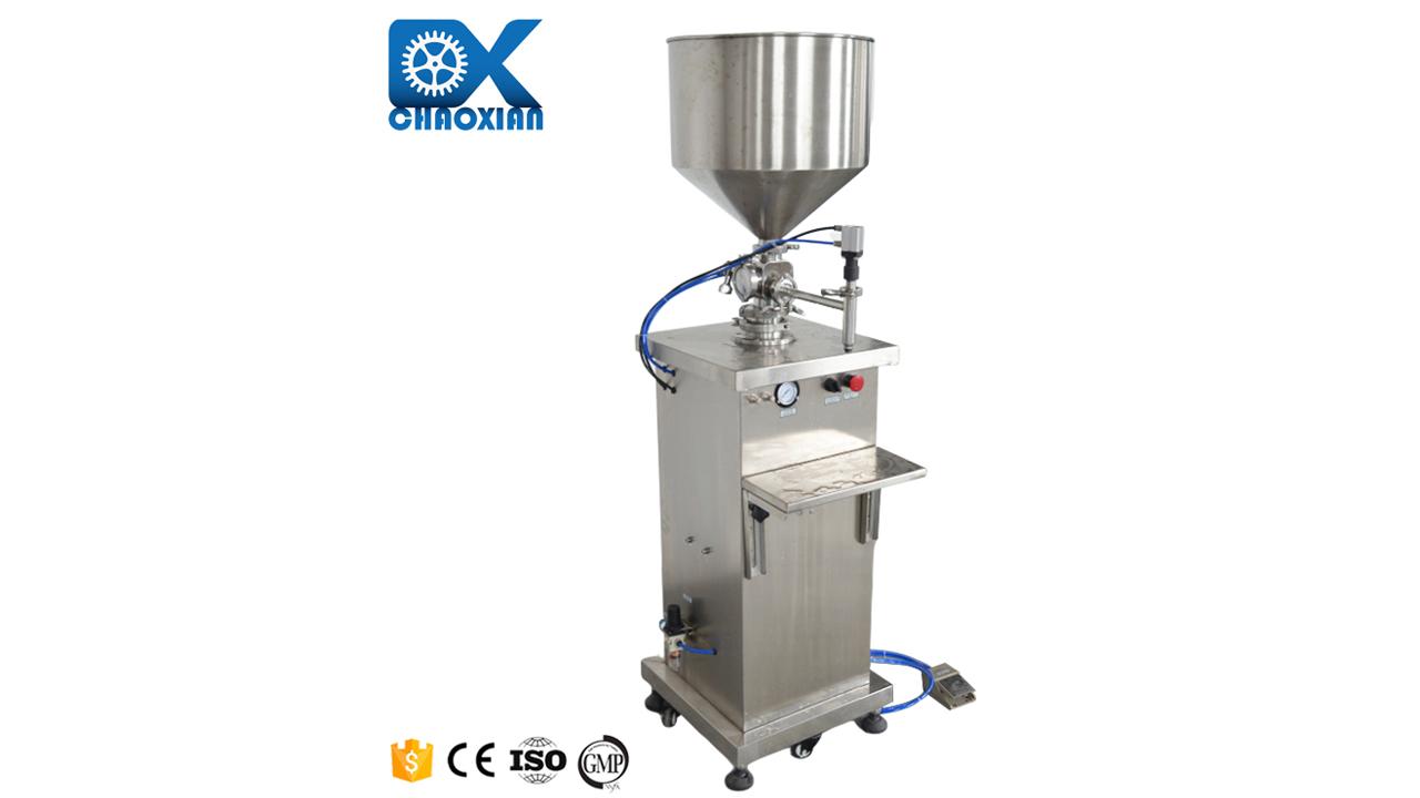 반자동 식물성 기름 채우는 기계 증기 Eliquid 플라스틱 병 Bottling 라인