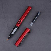 2020 новый стиль 8 цветов Китайская каллиграфия ручка фонтаны мягкая кисть Ручка для письма живопись школьные офисные канцелярские принадлеж...(Китай)
