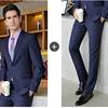 Men royalblue suits(blazer+pants)